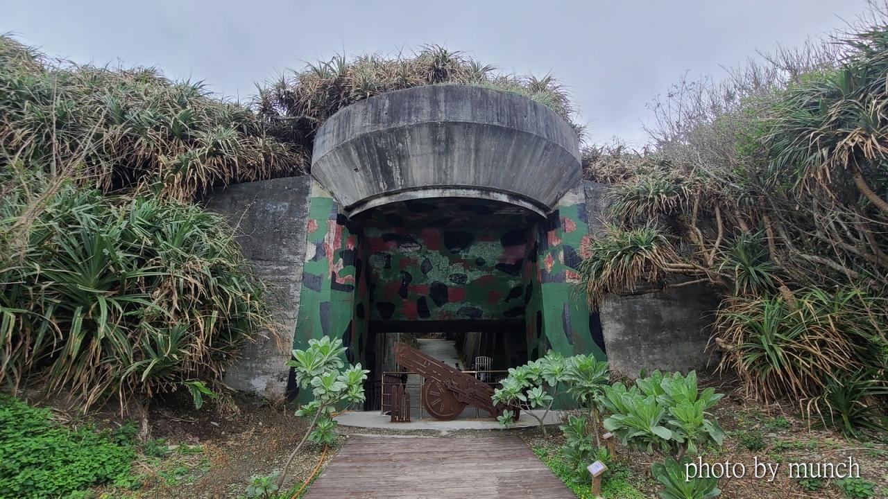 【二戰遺跡–48高地戰備坑道】